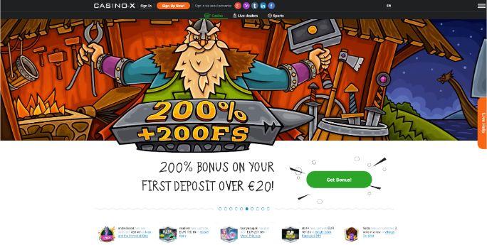 Unblock Casino X