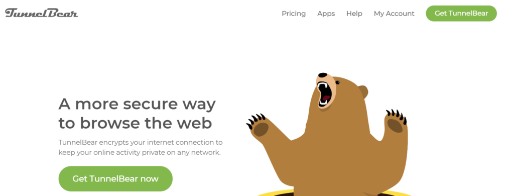 TunnelBear VPN для ПК