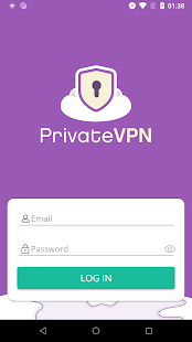 private vpn android app